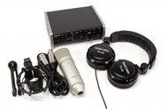 Tascam US-2X2TP Trackpack 2x2 Audio Interface