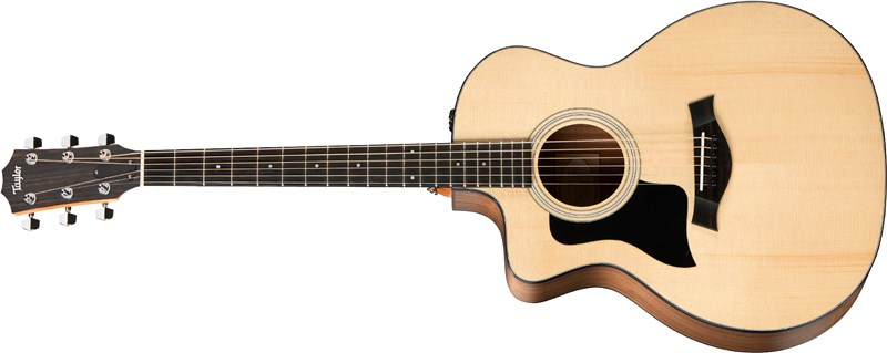 Taylor 114ce Grand Auditorium Electro Acoustic, Left Handed