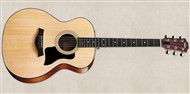 Taylor 114e Grand Auditorium Electro, Walnut and Spruce