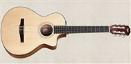 Taylor 312ce-N Grand Concert Nylon Electro Classical