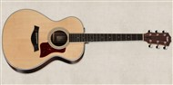 Taylor 412e-R Rosewood Back and Sides