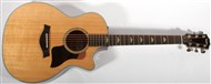 Taylor 614ce Grand Auditorium Electro Acoustic, Brown Sugar, Left Handed