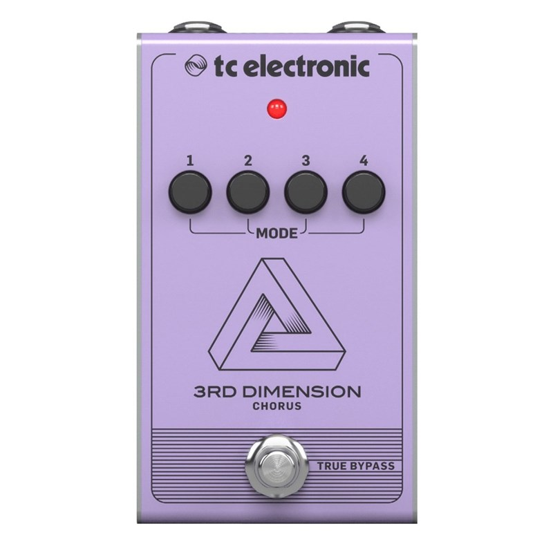 TC Electronic 3rd Dimension Chorus Pedal
