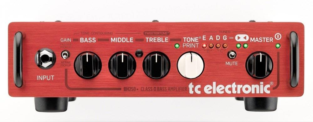 TC Electronic BH250 Bass Amp