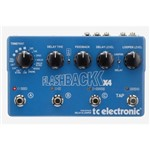 TC Electronic Flashback X4 Delay Pedal