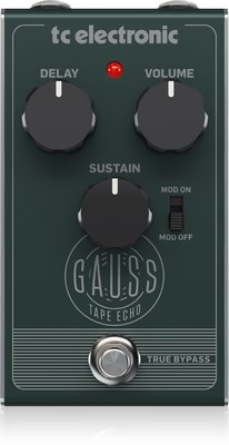 TC Electronic Gauss Tape Echo Main