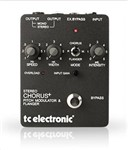 TC Electronic SCF Stereo Chorus and Flanger Pedal