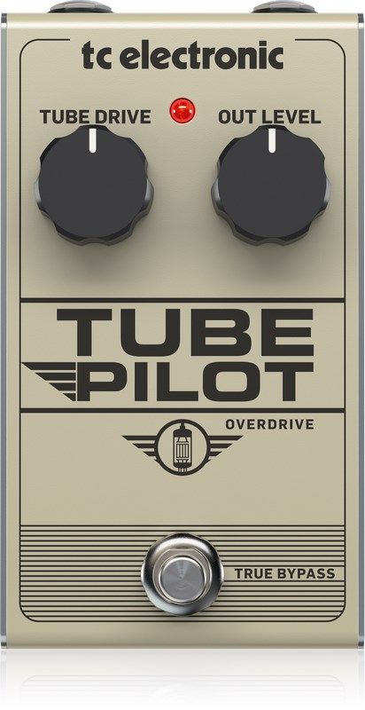TC Electronic Tube Pilot Main