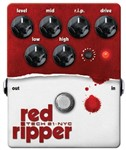 Tech 21 Red Ripper Fuzz Pedal