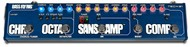 Tech 21 SansAmp Bass Fly-Rig 5 Mini Multi Effects Pedal