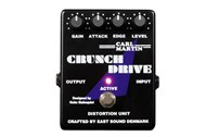 The Carl Martin Crunch Drive