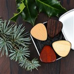 Timber Tones 4 Pick Mixed Gift Tin, Tri Tones