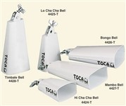 Toca Contemporary Series Cowbell (High Cha Cha)