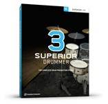 Toontrack Superior Drummer 3 (Boxed)