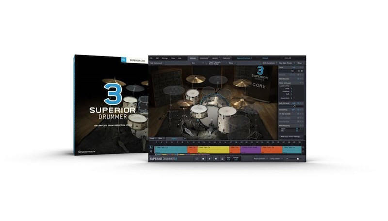 Toontrack Superior Drummer 3 (Download) Main