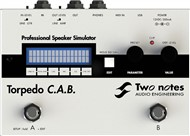 Two Notes Torpedo Cab Simulator Pedal