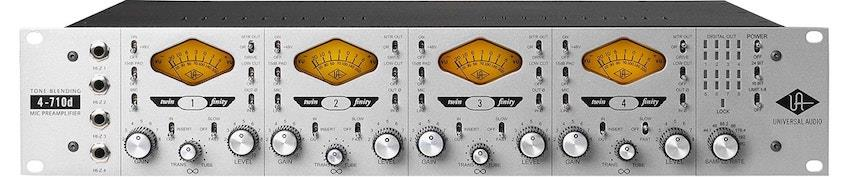 Universal Audio 4-710D Main