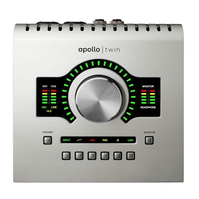 Universal Audio Apollo Twin Duo Main
