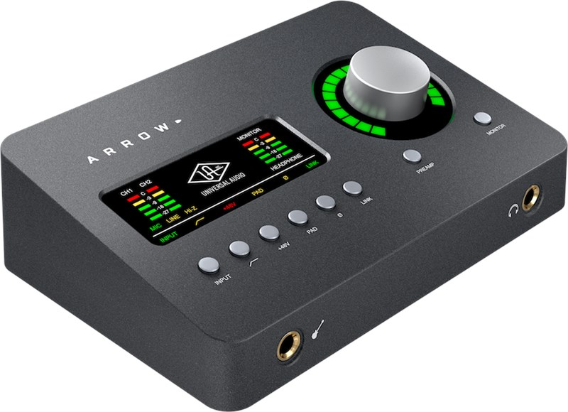 Arrow Thunderbolt 3 Audio Interface Main