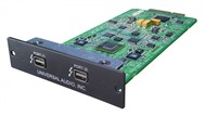 Universal Audio Thunderbolt Option Card Main