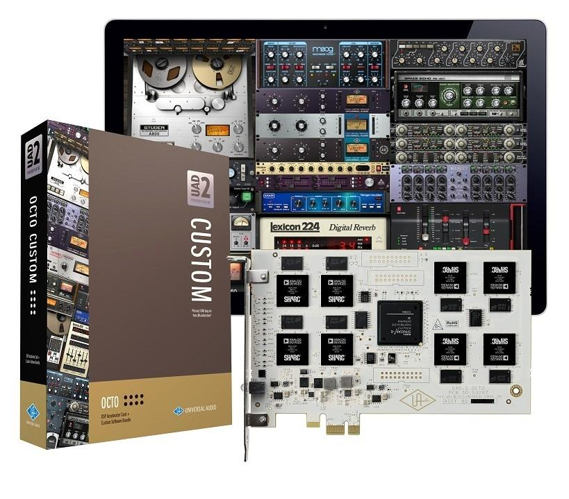 Universal Audio UAD-2 Octo Custom PCIe Main