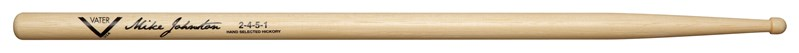 Vater Mike Johnston Signature Hickory Drum Sticks