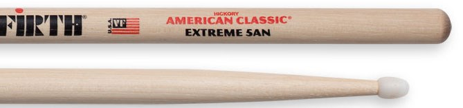 Extreme 5A Nylon Tip Drumsticks