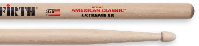 Extreme 5B Wood Tip Drumsticks