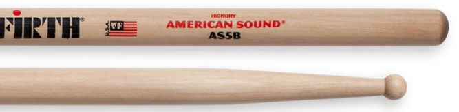 American Sound 5B Wood Tip Drumsticks