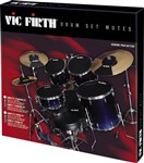 Vic Firth Drum Set Mutes, 22in, Rock Fusion