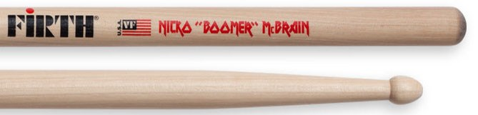 Nicko McBrain Wood Tip