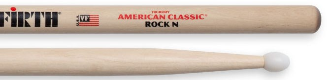 Rock Nylon Tip Drumsticks