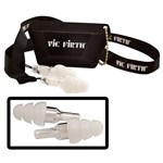 Vic Firth Ear Plugs (White, Large)