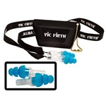 Vic Firth Ear Plugs (Blue, Regular)