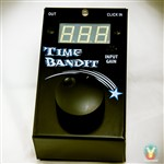 Visual Sound Time Bandit Click track BPM generator