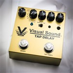 Visual Sound V3 Tap Delay Pedal