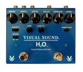 Visual Sound Visual Sound V3 H20 Premium Chorus & Echo Pedal