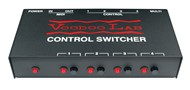 Voodoo Lab CX Control Switcher Amp Midi Interface