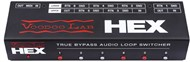 Voodoo Labs HEX Audio Loop Switcher