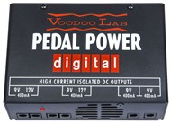 Voodoo Labs Pedal Power Digital Pedal Board Power Supply