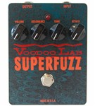 Voodoo Labs SuperFuzz Fuzz Pedal