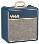 Vox AC4C1 Custom 4W 1x10 Mini Combo, Blue