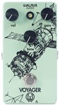 Walrus Audio Voyager Preamp Overdrive Pedal Main