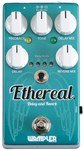 Wampler Ethereal Reverb Dual-Delay Pedal Top
