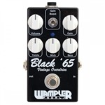 Wampler Pedals Black 65 Heritage Series Overdrive Pedal