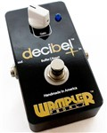 Wampler Pedals Decibel Plus Clean Buffer and Boost Pedal