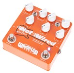 Wampler Pedals Hot Wired v.2 Brent Mason Signature Dual Overdrive and Distortion Pedal