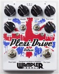 Wampler Plexi-Drive Deluxe Dual British Overdrive Pedal