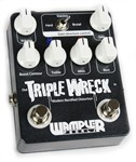 Wampler Pedals Triple Wreck High Gain Rectified Distortion Pedal