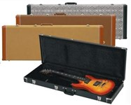 Warwick RC 10606B Standard Electric Case (Black Tolex)